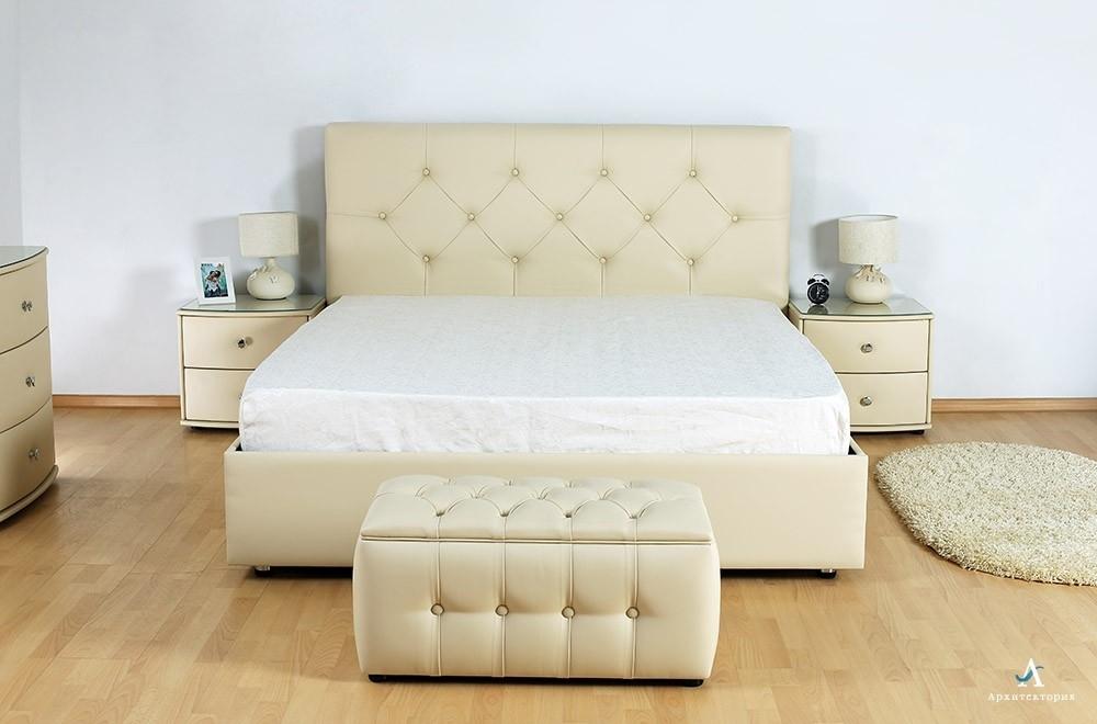 Кровать Монблан Архитектория
