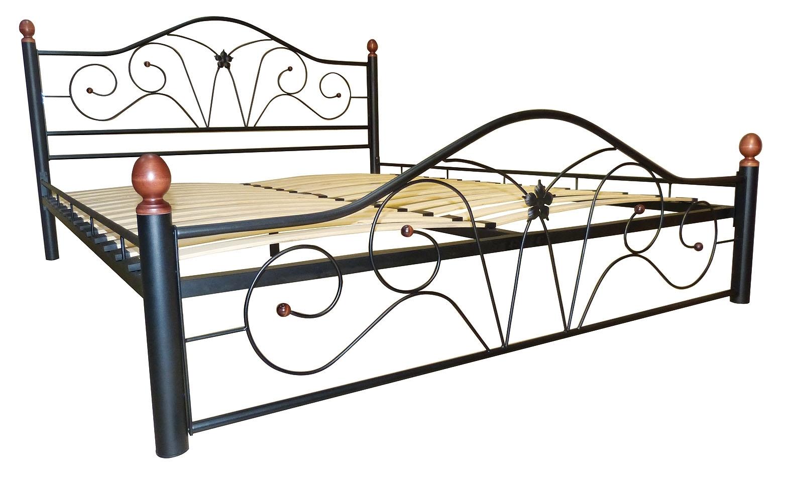Кровать Селена 2 черный-черный ГЗМИ