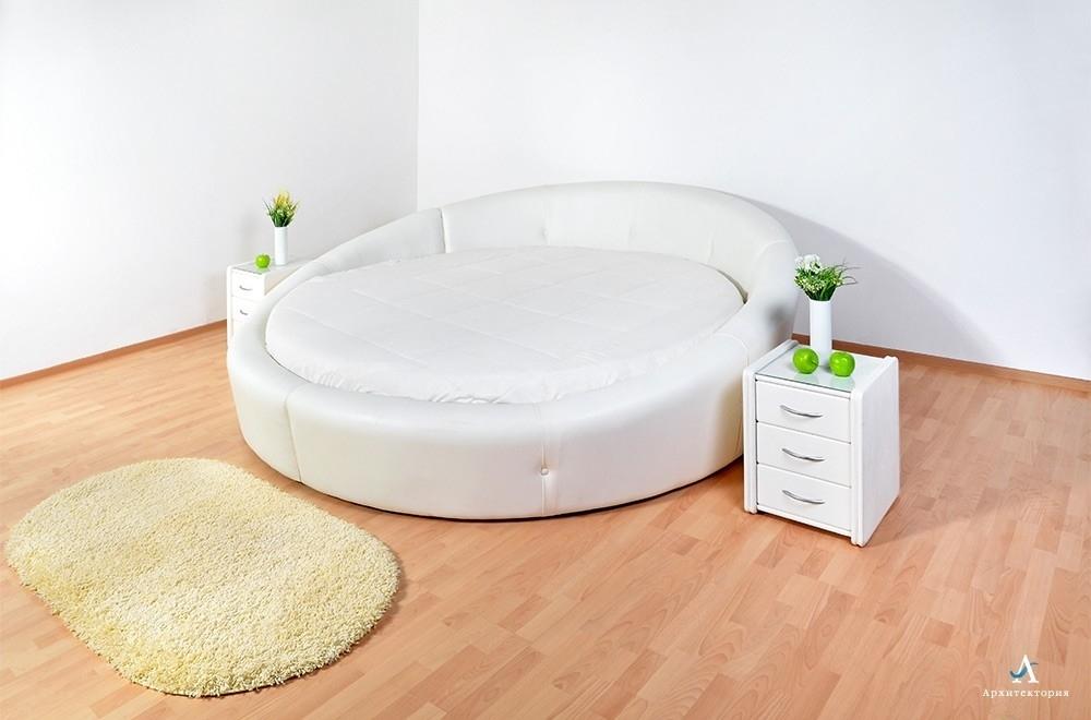Кровать Иордана Архитектория